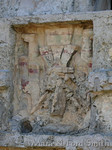 Relief on Frescos Temple - 2